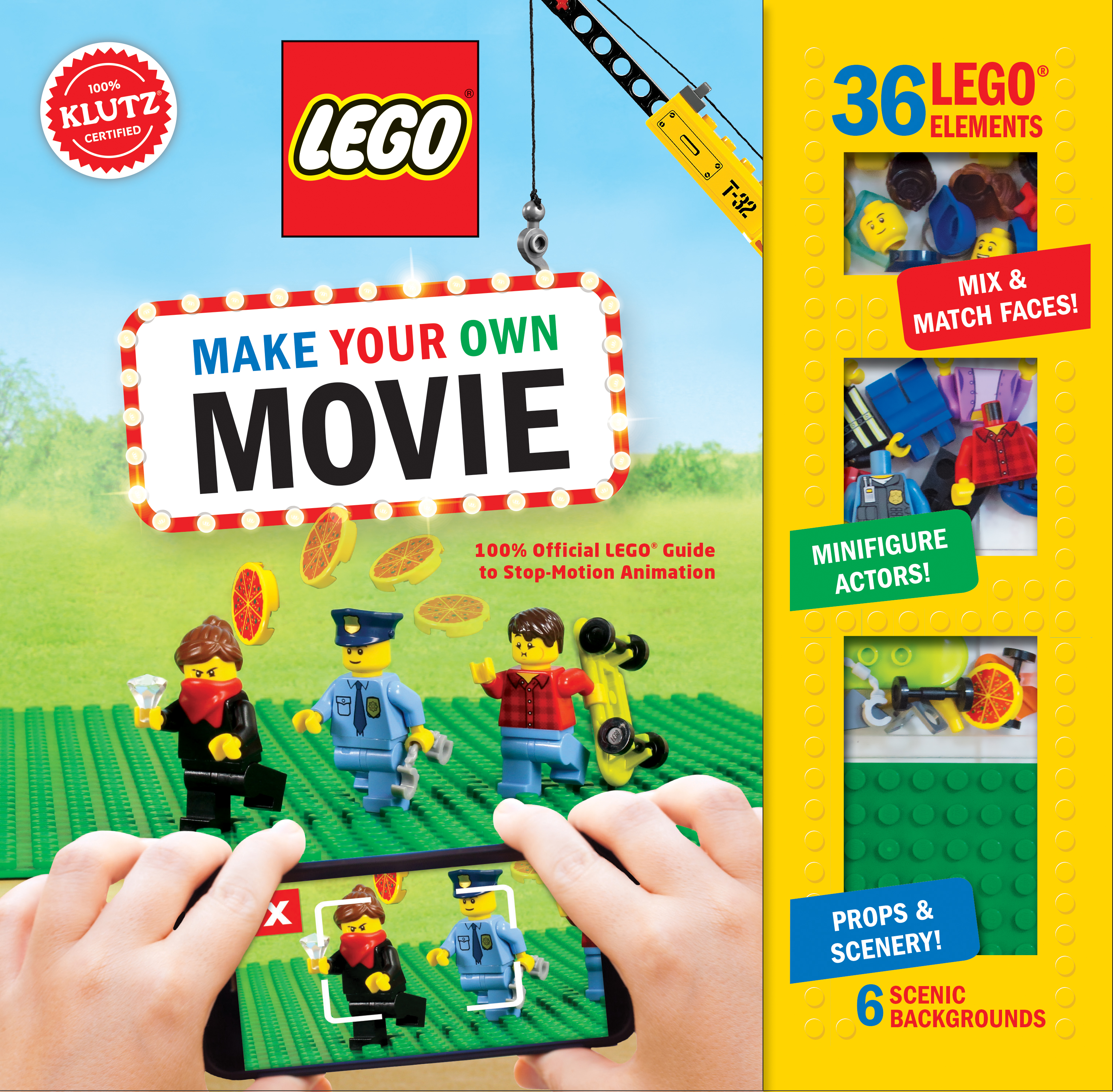 Upcoming Scholastic Klutz Lego Books The Brick Fan The