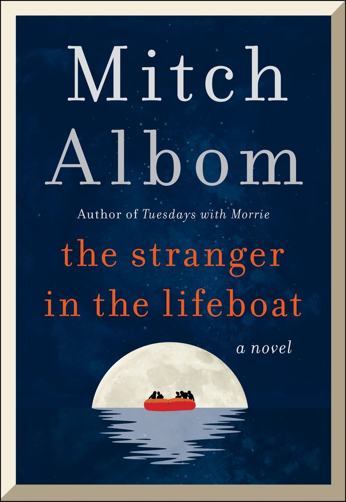 The Stranger in a Lifeboat cover image