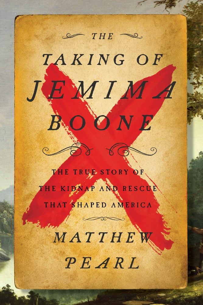 The Taking of Jemima Boone cover image