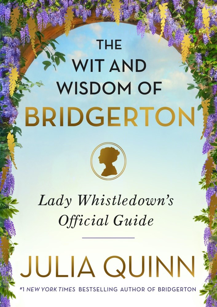 The Wit and Wisdom of Bridgerton cover image