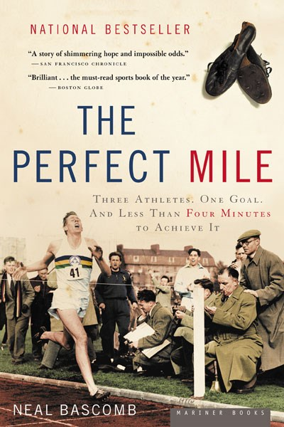 The Perfect Mile cover image