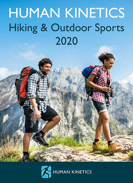 Human Kinetics | 2020 Hiking & Outdoor Sports