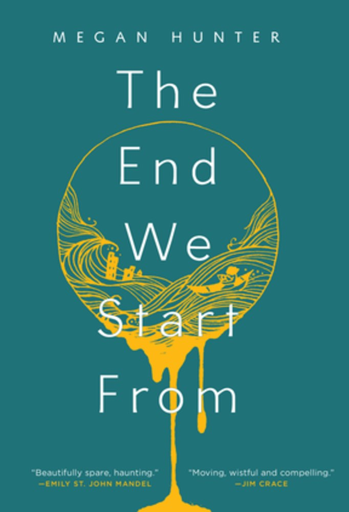 Exciting News!-The November 2017 Indie Next List Great Reads- #1 Pick: The End We Start From, by Megan Hunter