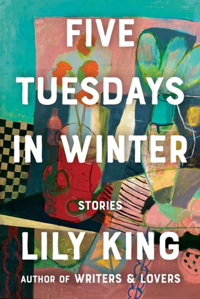 Five Tuesdays in Winter cover image