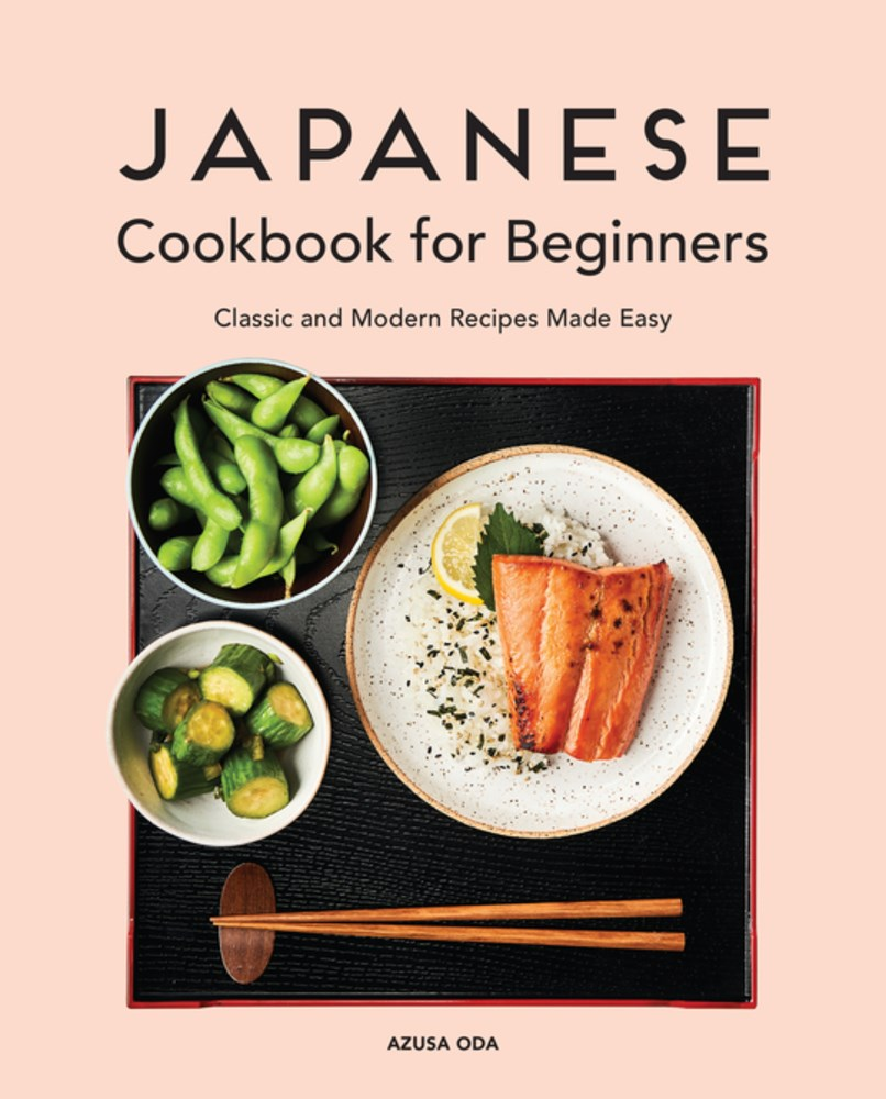 Japanese Cookbook for Beginners cover image