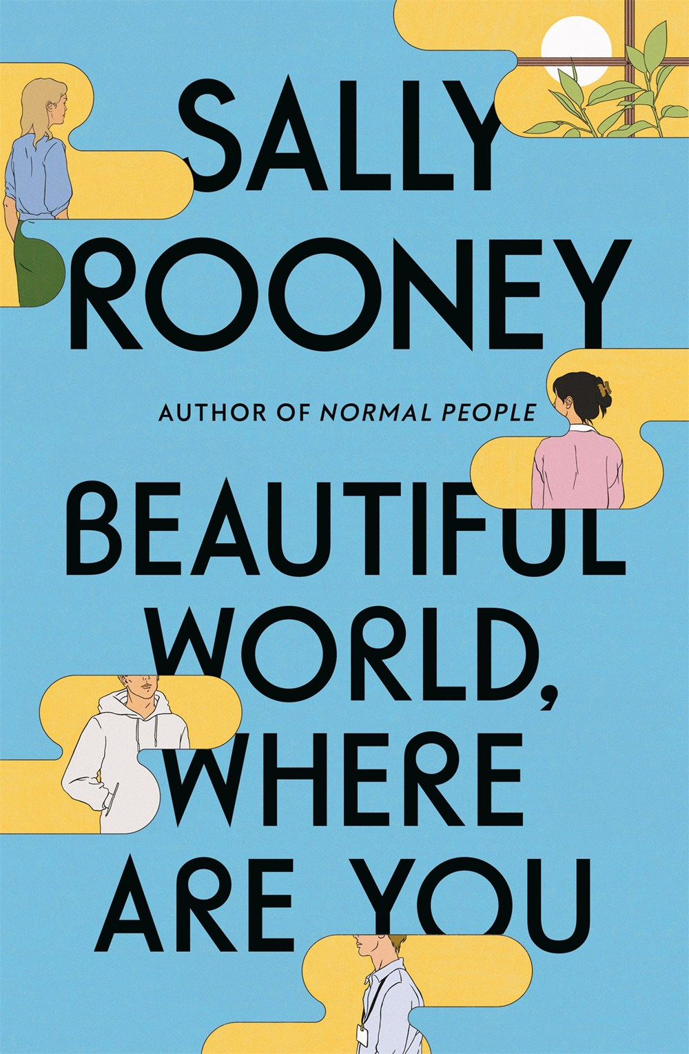 Beautiful World Where Are You cover image