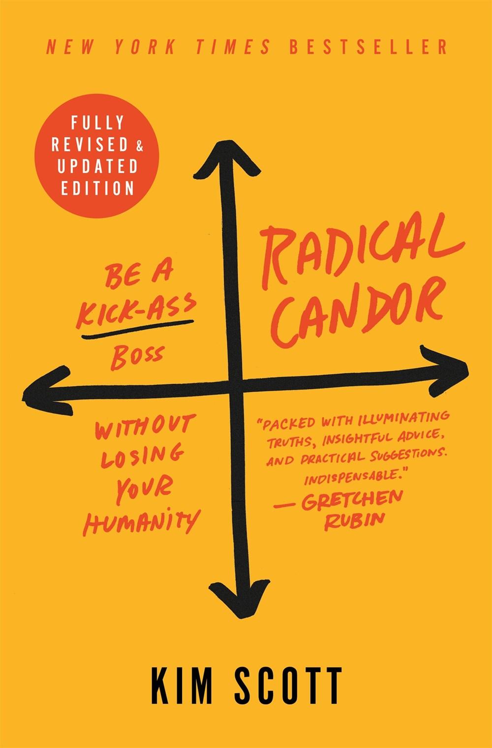 Radical Candor cover image