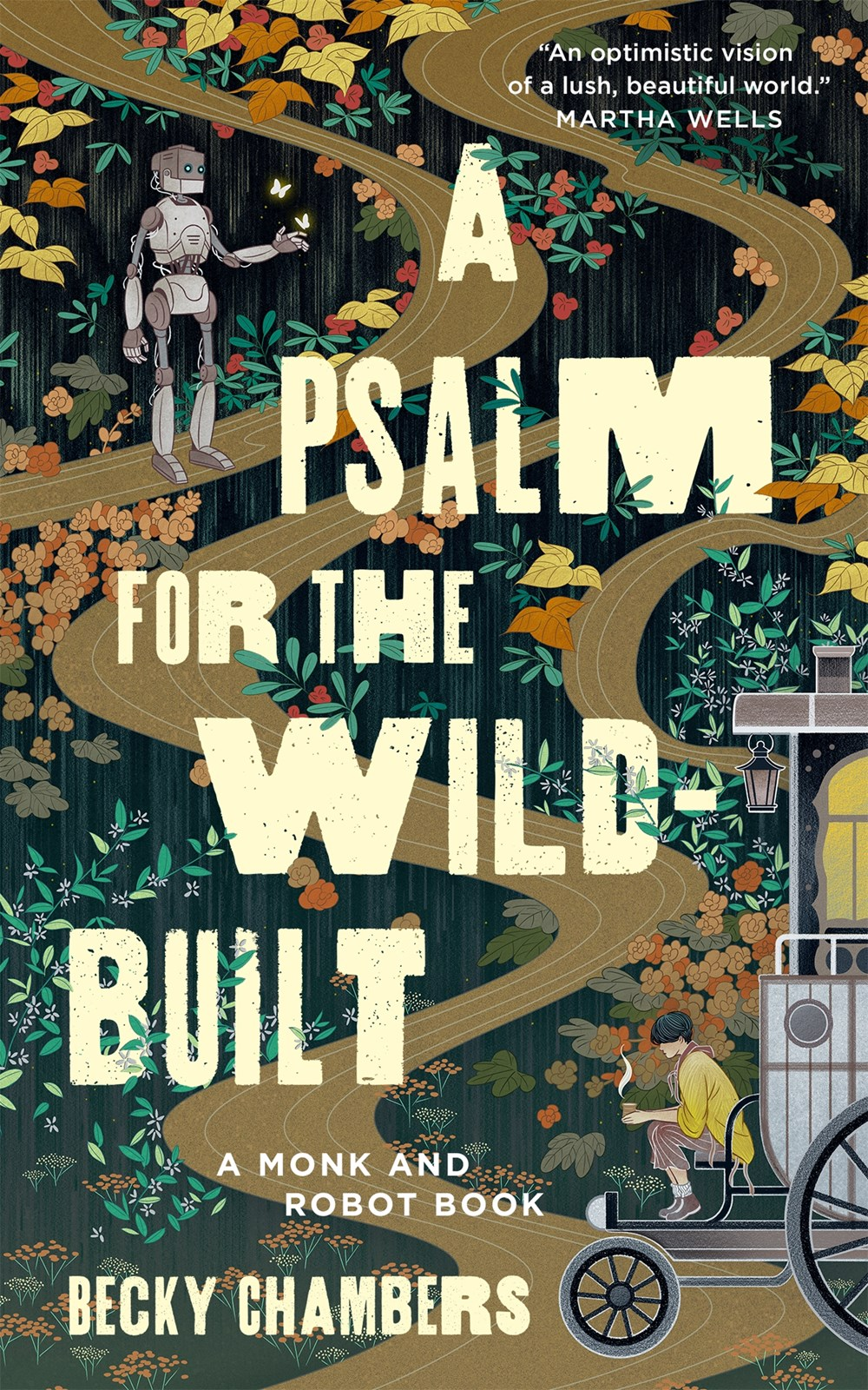 A Psalm for the Wild-Built cover image