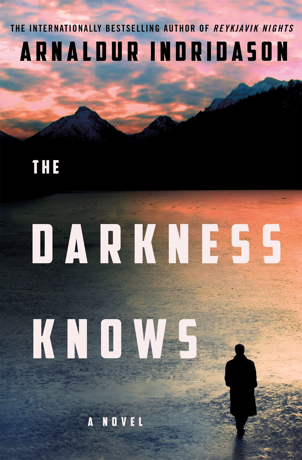 The Darkness Knows Cover Image