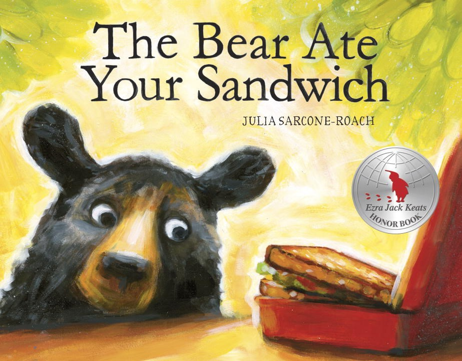 bear at your sandwich
