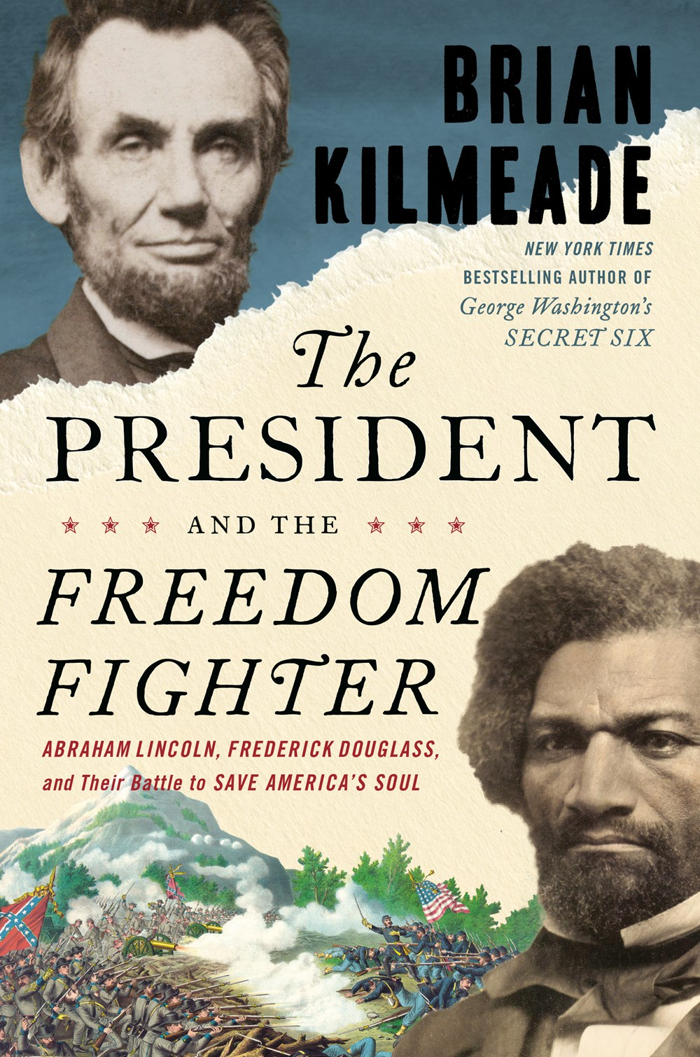 The President and the Freedom Fighter cover image