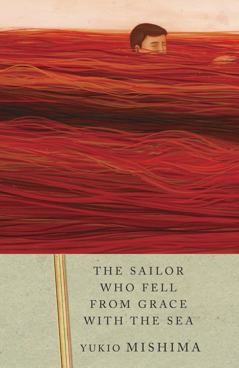The Sailor Who Fell from Grace with the Sea cover image