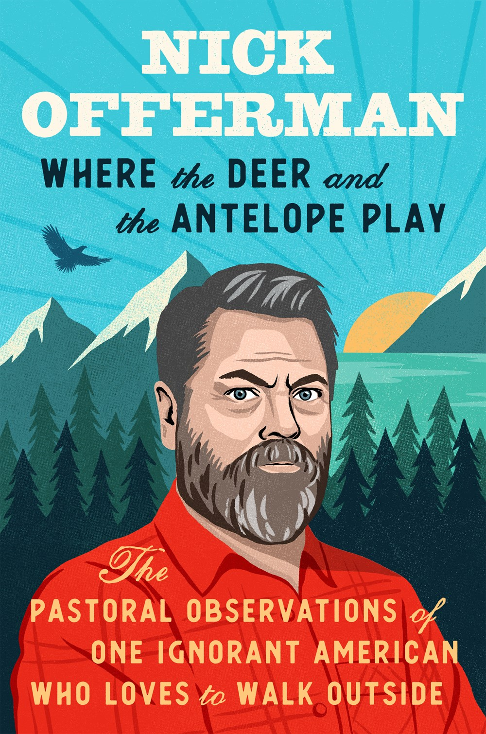 Where the Deer and the Antelope Play cover image
