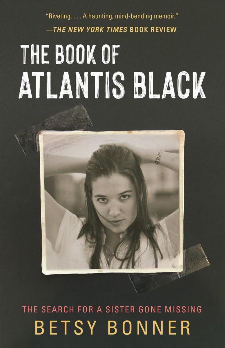 The Book of Atlantis Black Cover Image