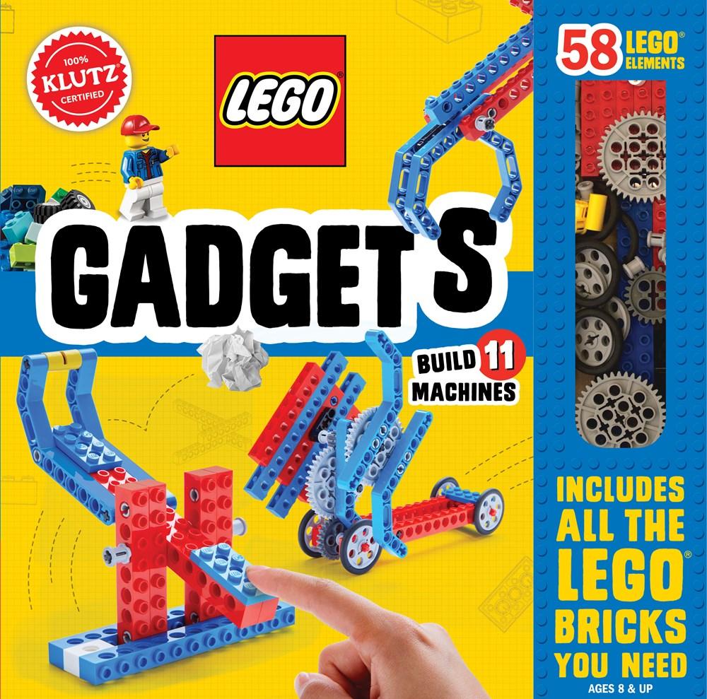 Klutz Launches Maker Lab & LEGO Gadgets Kits