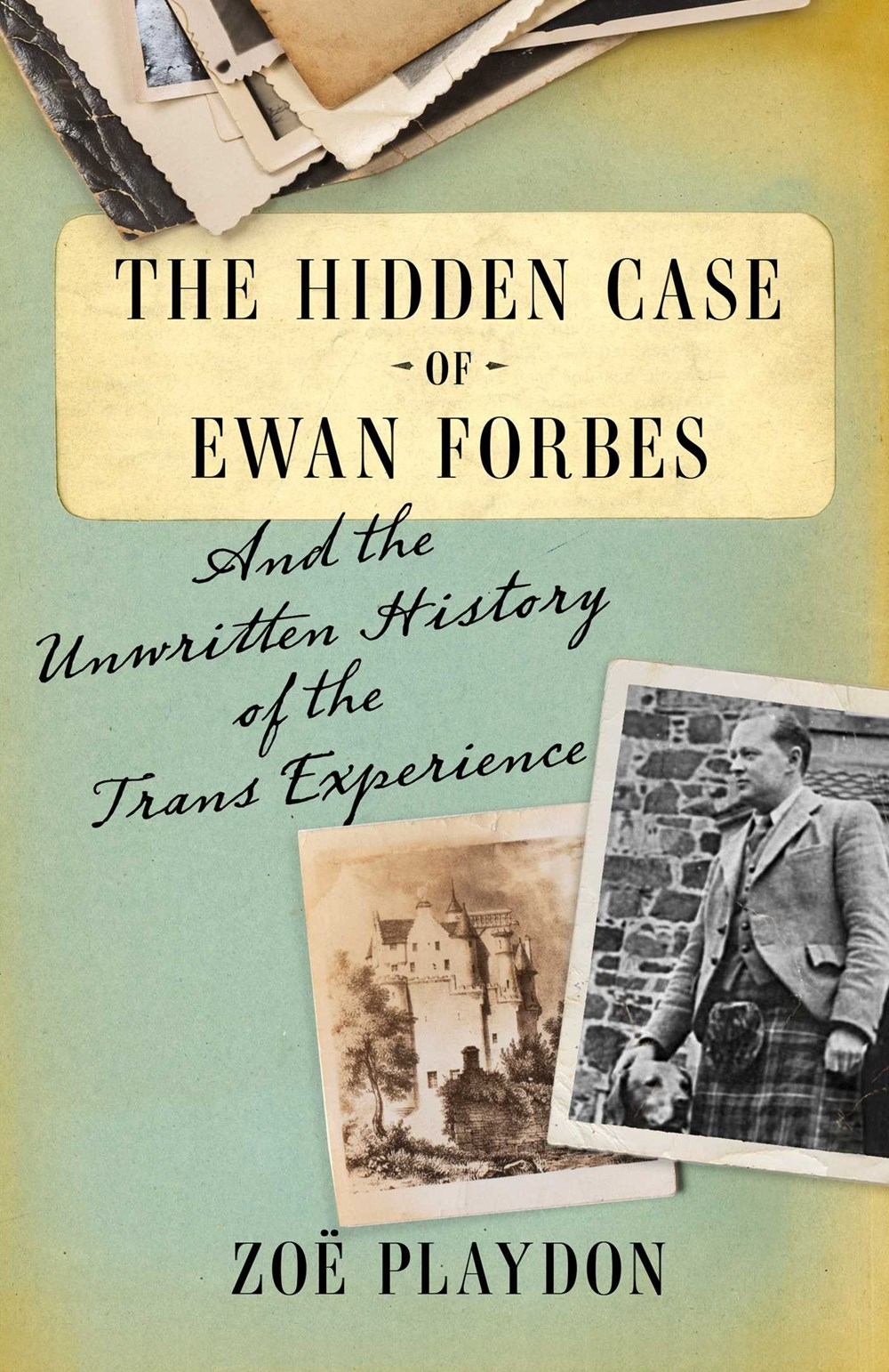 The Hidden Case of Ewan Forbes cover image