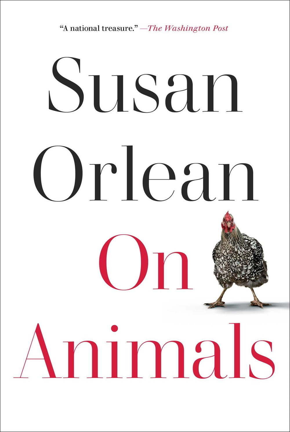 On Animals cover image