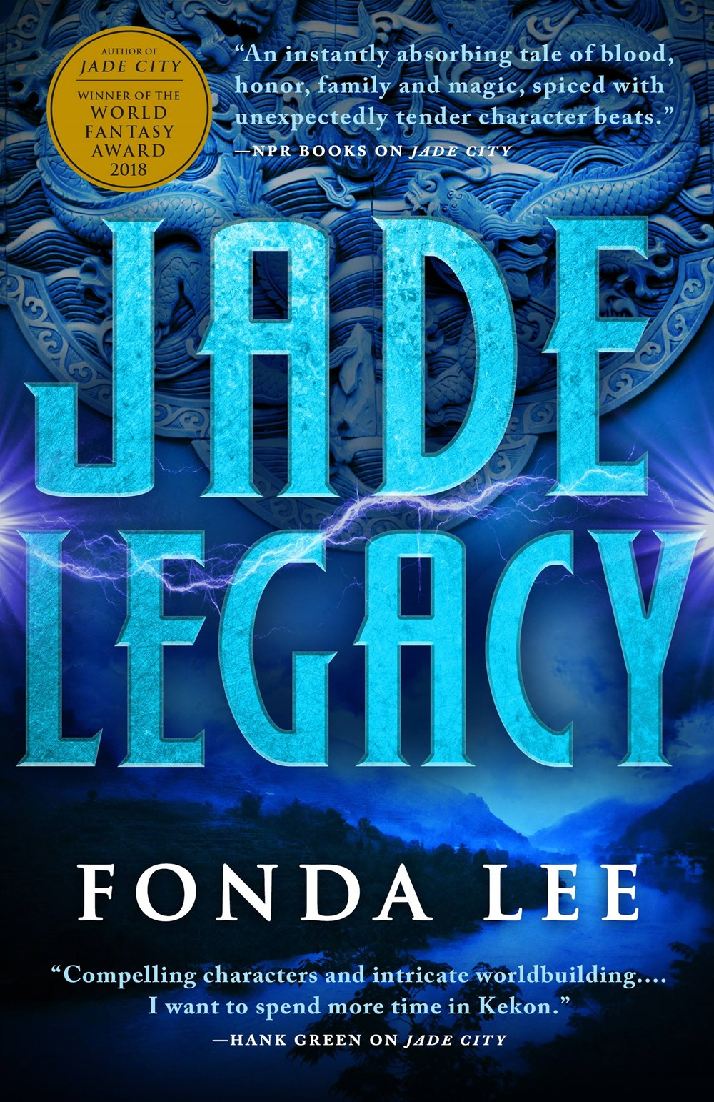 Jade Legacy cover image