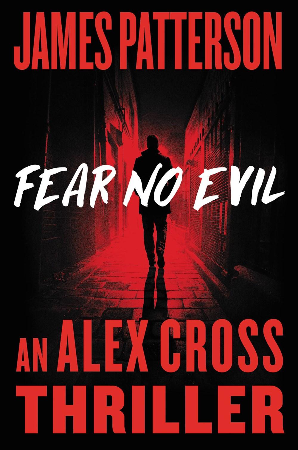 Fear No Evil cover image