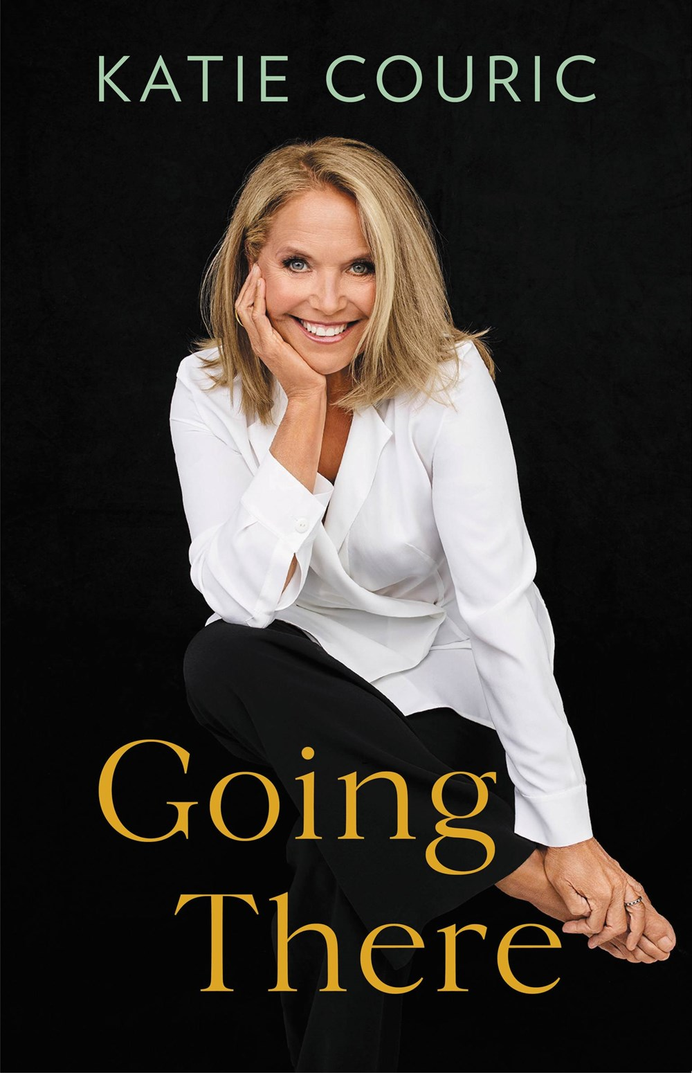 Going There cover image